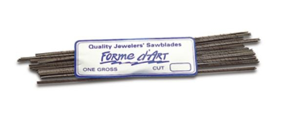 New Forme D'Art Sawblades