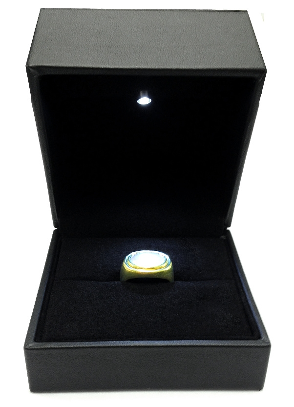 Luxurious LED Ring Box